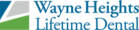 The Wayne Heights Lifetime Dental logo