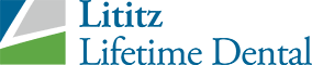 The Lititz Lifetime Dental logo